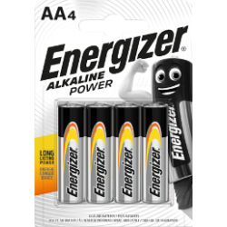 ENERGIZER Alkaline Power AA...