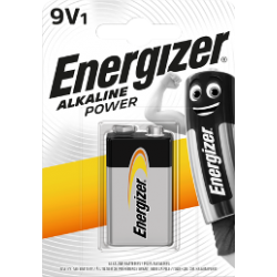ENERGIZER Alkaline Power 9V...