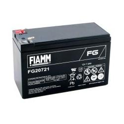 Batteria 12v 7.2Ah Fiamm