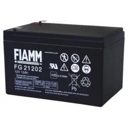 Batteria 12v 12Ah Fiamm