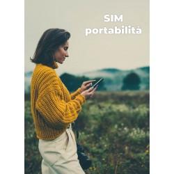 SIM Tiscali per portabilità