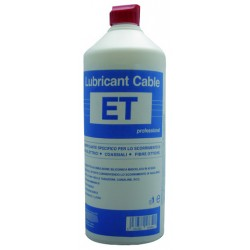 Liquido lubrificante ET