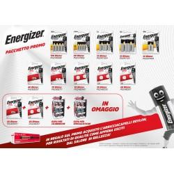 Energizer Pacchetto Promo