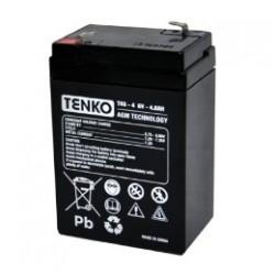 Tenko batteria 6V 4,0AH...