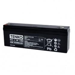 Tenko batteria 12V 2,3 AH...