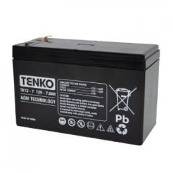 Tenko batteria 12V 7,2 AH...